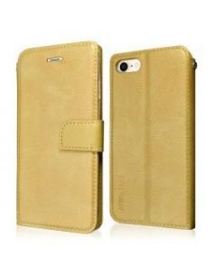 """Star-Case ® Book Case """"Soul"""" Huawei P10 Lite gold"""