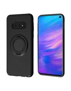 """OKKES"" ""iFace"" pour Samsung G970F Galaxy S10E noir"