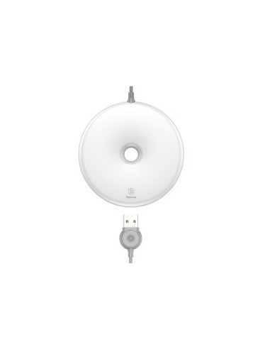 Baseus Wireless Charger Donut White
