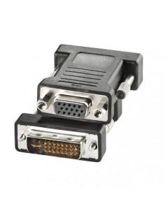 Roline Adaptateur HD15 femelle / DVI mâle, sous blister