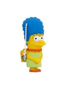 Clé USB du lecteur flash simpson 8GB Marge