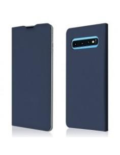 """Star-Case"" ® Book Case ""Milo"" pour Samsung G975F Galaxy S10+ Navy Blue"