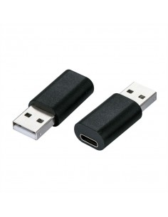 VALUE Adaptateur USB 2.0, USB Type A - C, M/F