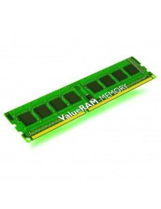 Kingston ValueRAM - DDR3 - 4 GB - DIMM 240-pin - 1600 MHz / PC3-12800 - CL11 - 1.5 V - unbuffered - non-ECC