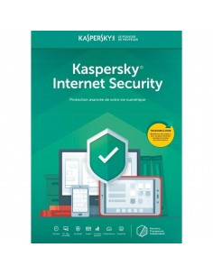 Kaspersky Internet Security 3-Devices 1 an
