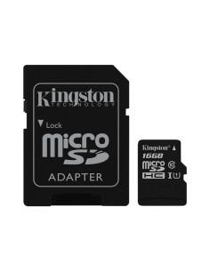 Kingston Canvas Select 16 Go microSDHC UHS-I