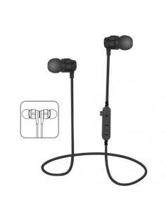 Deepbass In-Ear Bluetooth Oreillettes Stereo MS-T8 noir