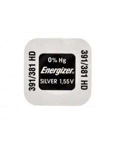 Energizer pile bouton...