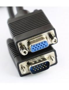 Cable VGA HD15 M. / F....