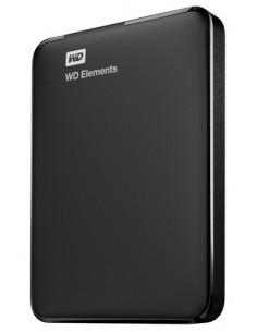 """Western Digital HDD EXT 2.5"""" Elements 1TB Black WorldWide"""