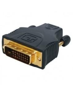 Adaptateur HDMI femelle vers DVI mâle Gold sous blister