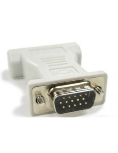 Adaptateur VGA mâle/mâle sous blister