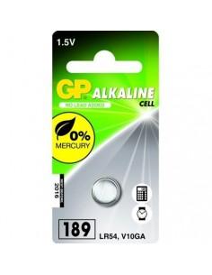 GP Blister 1 pile 189 - V10GA - L1130 -LR54 alkaline