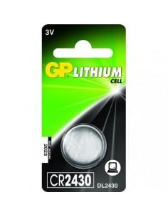 GP Blister 1 pile CR2430 llithium