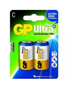 GP Blister 2 piles C - Baby SUPER Alkaline