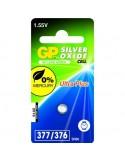 GP Blister 1 pile 377 - SR626 - SR66 Oxyde argent