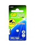 GP Blister 1 pile 392 - SR41W HD Oxyde argent