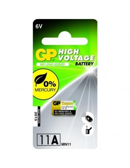GP Blister 1 pile 11A - MN11 - L 1016 alkaline