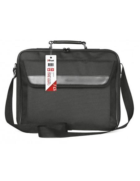 "Trust sacoche ordinateur portable: Atlanta 17.3"" - Noir"