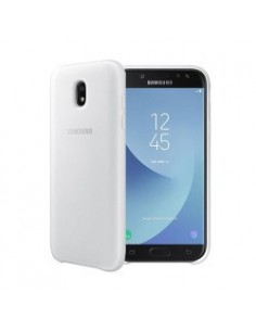 Samsung J330F Galaxy J3 2017 Dual Layer Cover White Originale