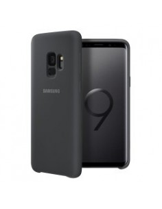 Samsung G960F Galaxy S9 Silicone Cover Original Black