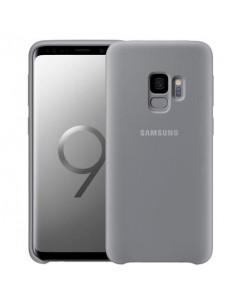 Samsung G960F Galaxy S9 Silicone Cover Original Gris