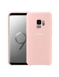Samsung G960F Galaxy S9 Silicone Cover Original Rose