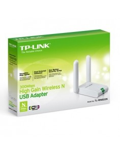 TP-Link TL-WN822N N300 WIFI HIGH GAIN USB ADAPTER