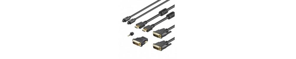 Cables Moniteurs